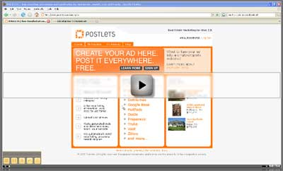 Free Tools For Real Estate Agents – How To Add A Postlet to Active Rain
