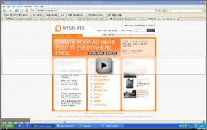 Free Realtor Tools – How to make a postlet!