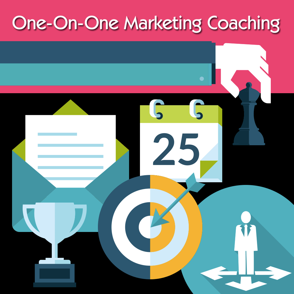 One on One Marketing Strategy Coaching