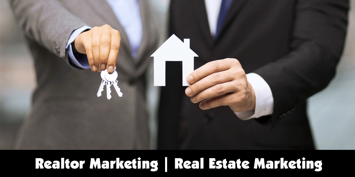 Realtor Marketing or Real Estate Marketing