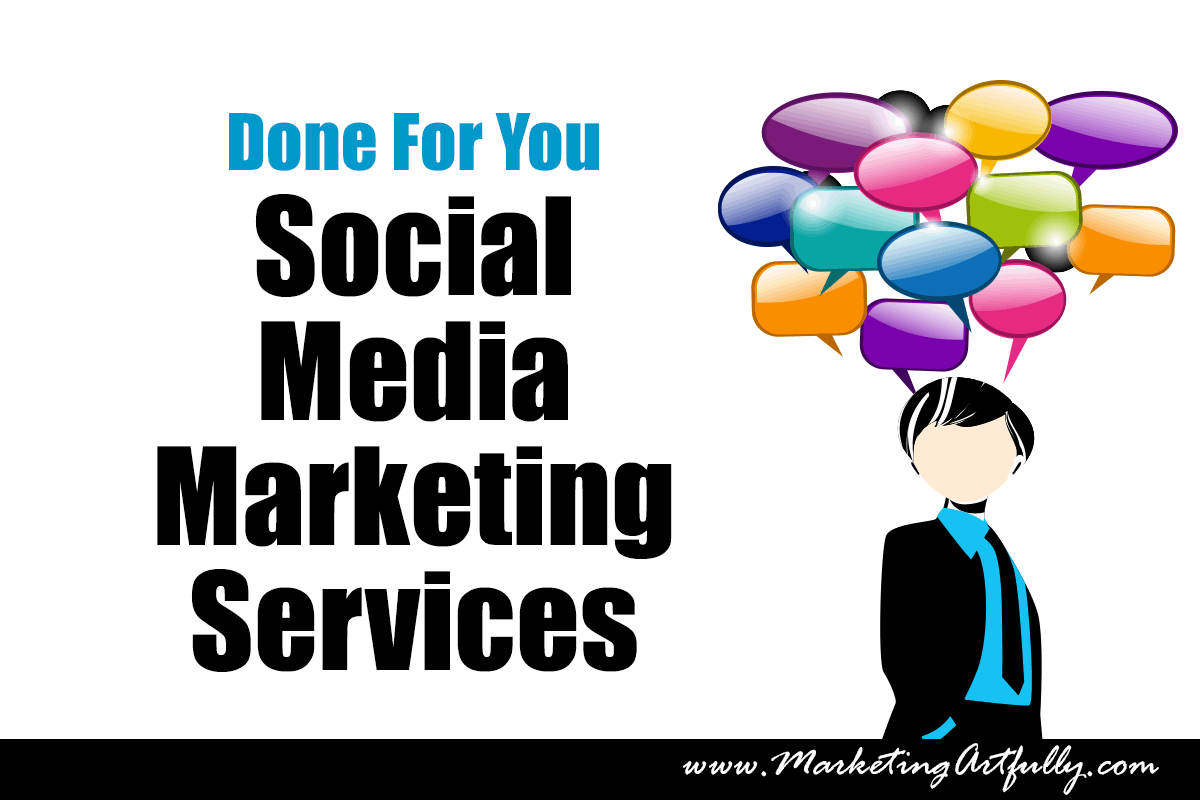 Done For You - Social Media Marketing