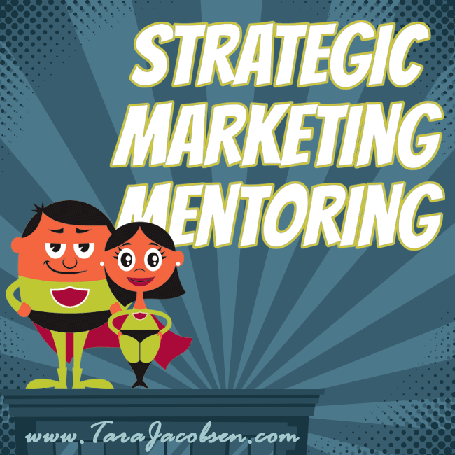 Strategic Marketing Mentoring