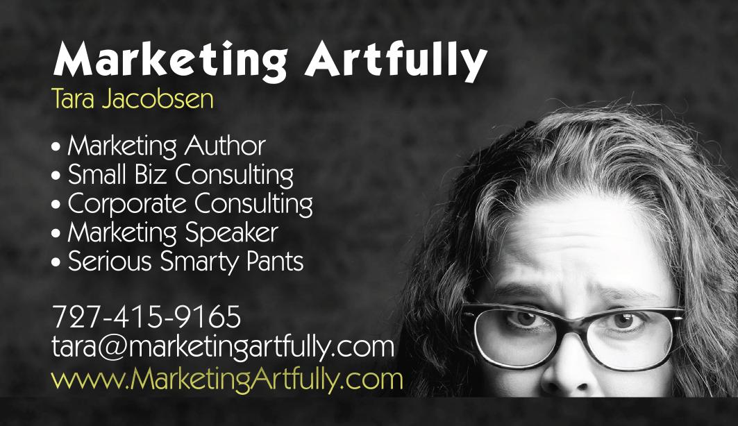 Tara Jacobsen - Marketing Speaker