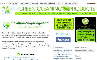 Direct Sales MLM Case Study – Green Cleaning Products