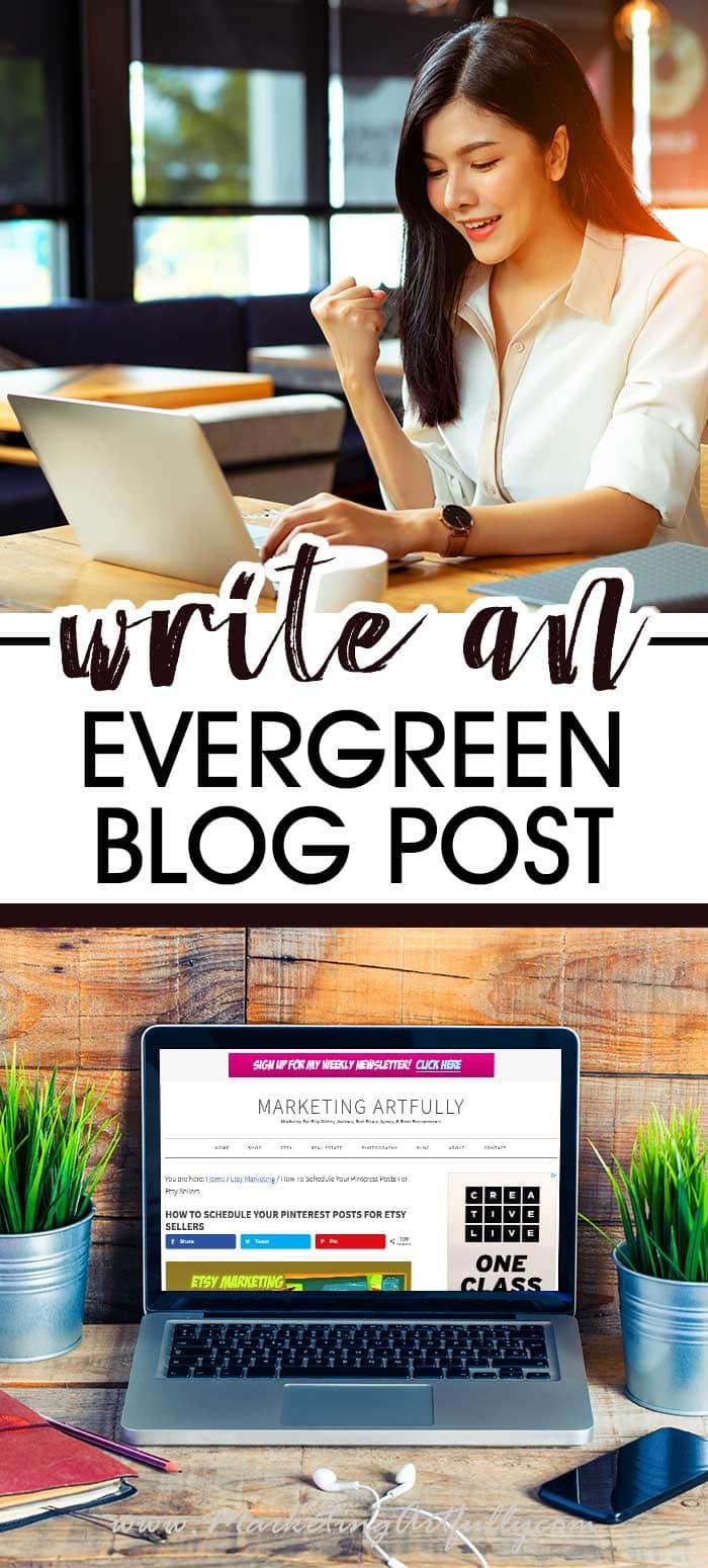 Writing Evergreen Keyword Blog Posts (Advanced Blogging)