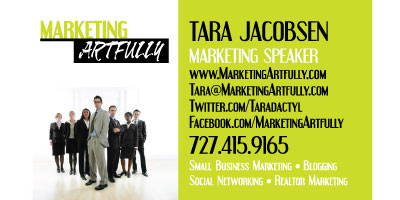 Business Card Marketing