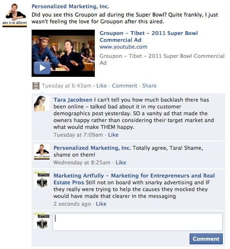 how to change timezone on facebook business page