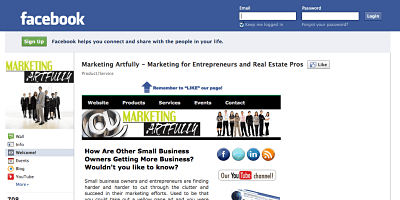 Facebook Business Page Changes Update