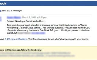 Social media marketing social media real results