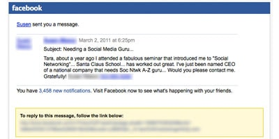 Social media marketing social media real results