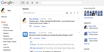 Is google plus a facebook killer?