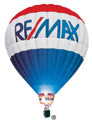 Remax Balloon Photo Logo