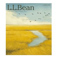 Direct mail marketing LL Bean