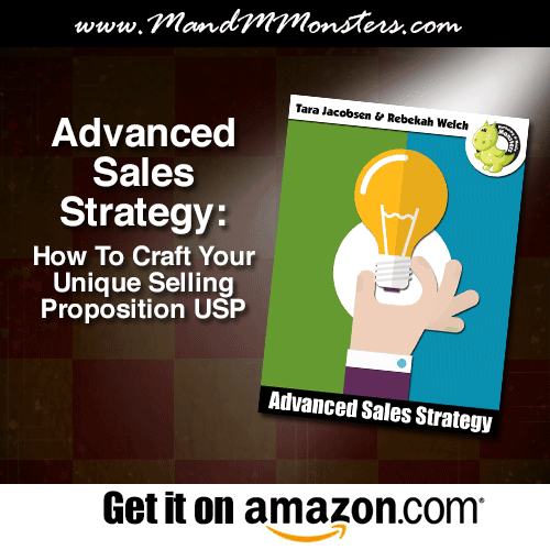 Advanced Sales Strategy - How To Craft Your Unique Selling Proposition