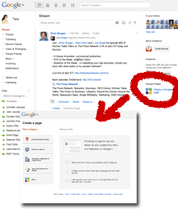 Google Plus Pages for Small Business Marketing