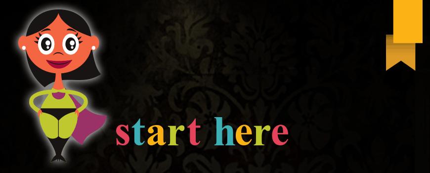 Start Here Banner