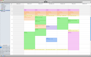 Small Business Marketing - Calendaring