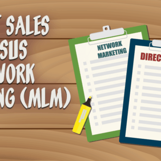 Direct Sales Versus Network Marketing (MLM)