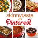 Display ads - skinnytaste on pinterest