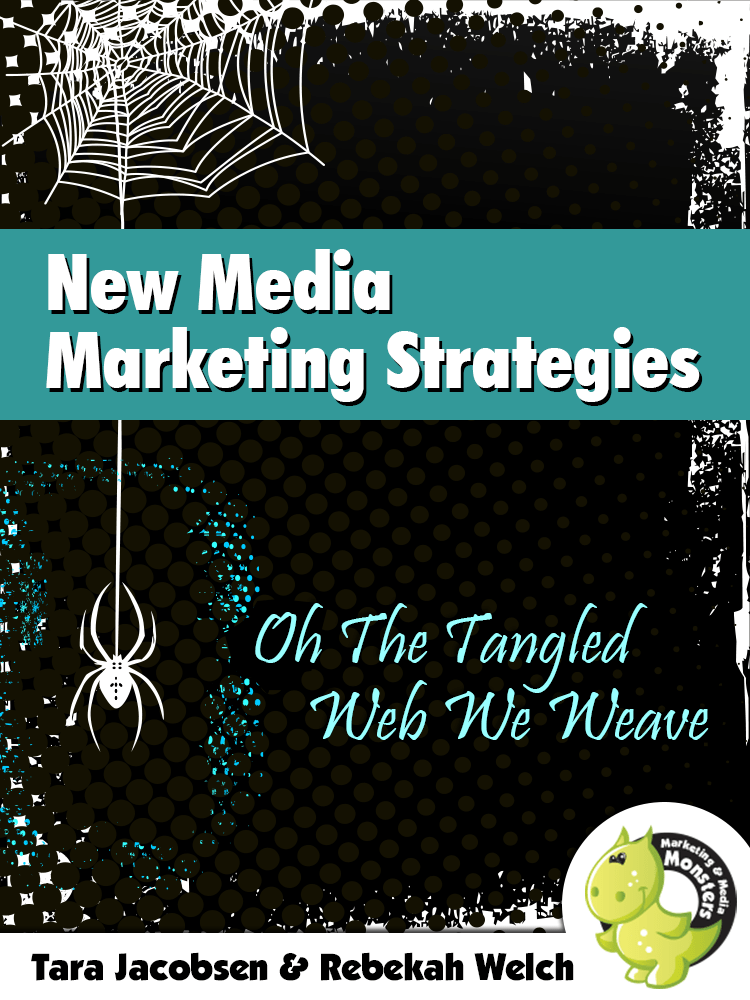 New media marketing - social media strategies book