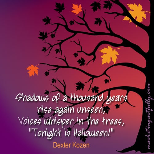 Shadows of a thousand years rise again unseen