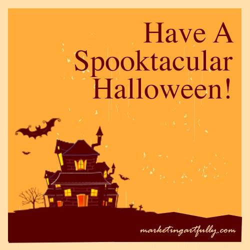 Have a Spooktacular Halloween