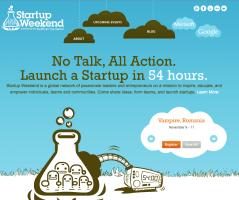 Startup Weekend - Entrepreneur Marketing