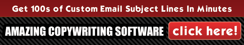 Get Custom Email Subject Lines In Minutes - Copywriting Software