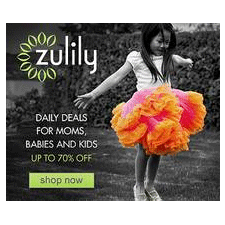 Zulily Display Ads