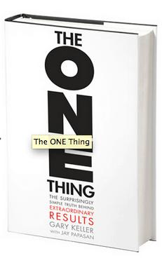 the one thing - jay papasan