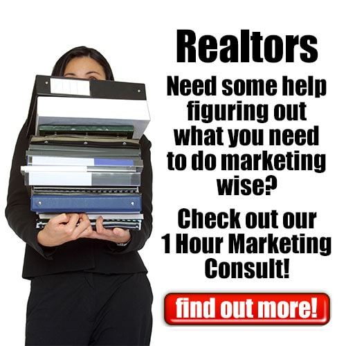 Real estate marketing - One Hour Consult