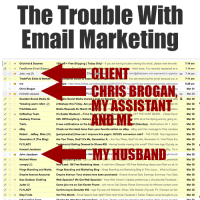 The Trouble With Email Marketing – A Shoutout To Jay Baer and Chris Brogan
