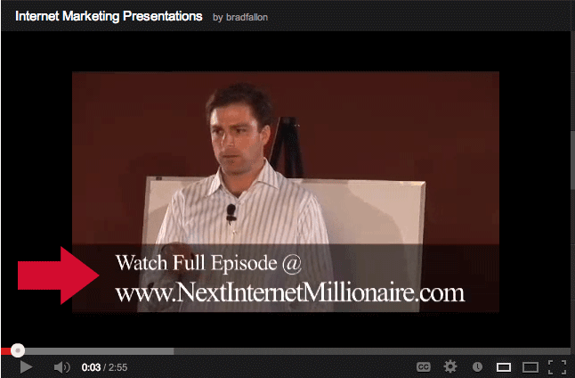 Video Marketing - Brad Fallon