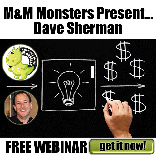 Dave Sherman Lead Generation Webinar