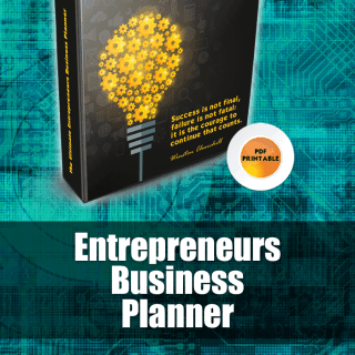 The Effective Entrepreneur Business Planner
