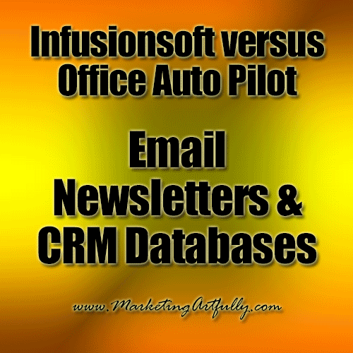 Infusionsoft Versus Office Autopilot