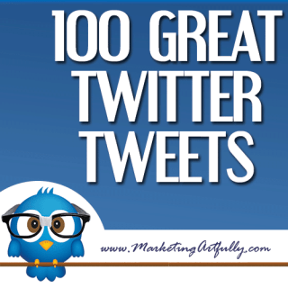 100 Great Twitter Tweet Examples