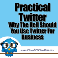 Practical Twitter – Why The Hell Should You Use Twitter For Business