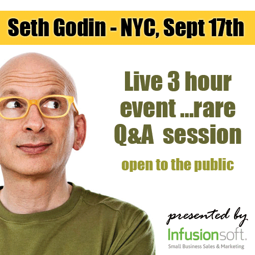 Seth Godin - Marketing Meetup NYC