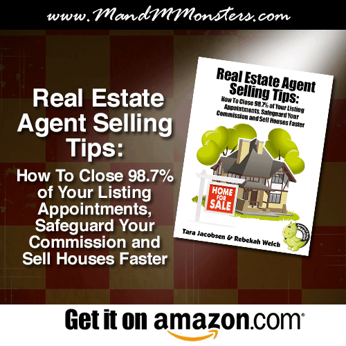Real estate agent selling tips [Ebook]