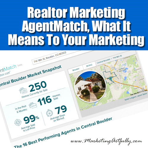 Realtor Marketing - Agent Match
