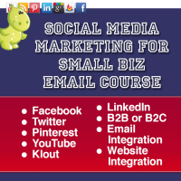 Social media marketing for small biz email course