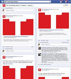 MIT Facebook page