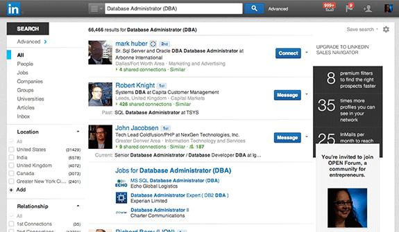 SEO LinkedIn Tagging and Keywords