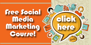 free social media marketing course