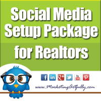Social Media Setup Package For Real Estate Marketing and Realtors