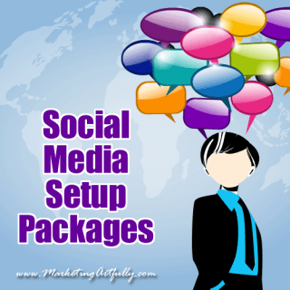 Social Media Setup Package: Get All Your Social Media Sites Setup or Updated All At Once