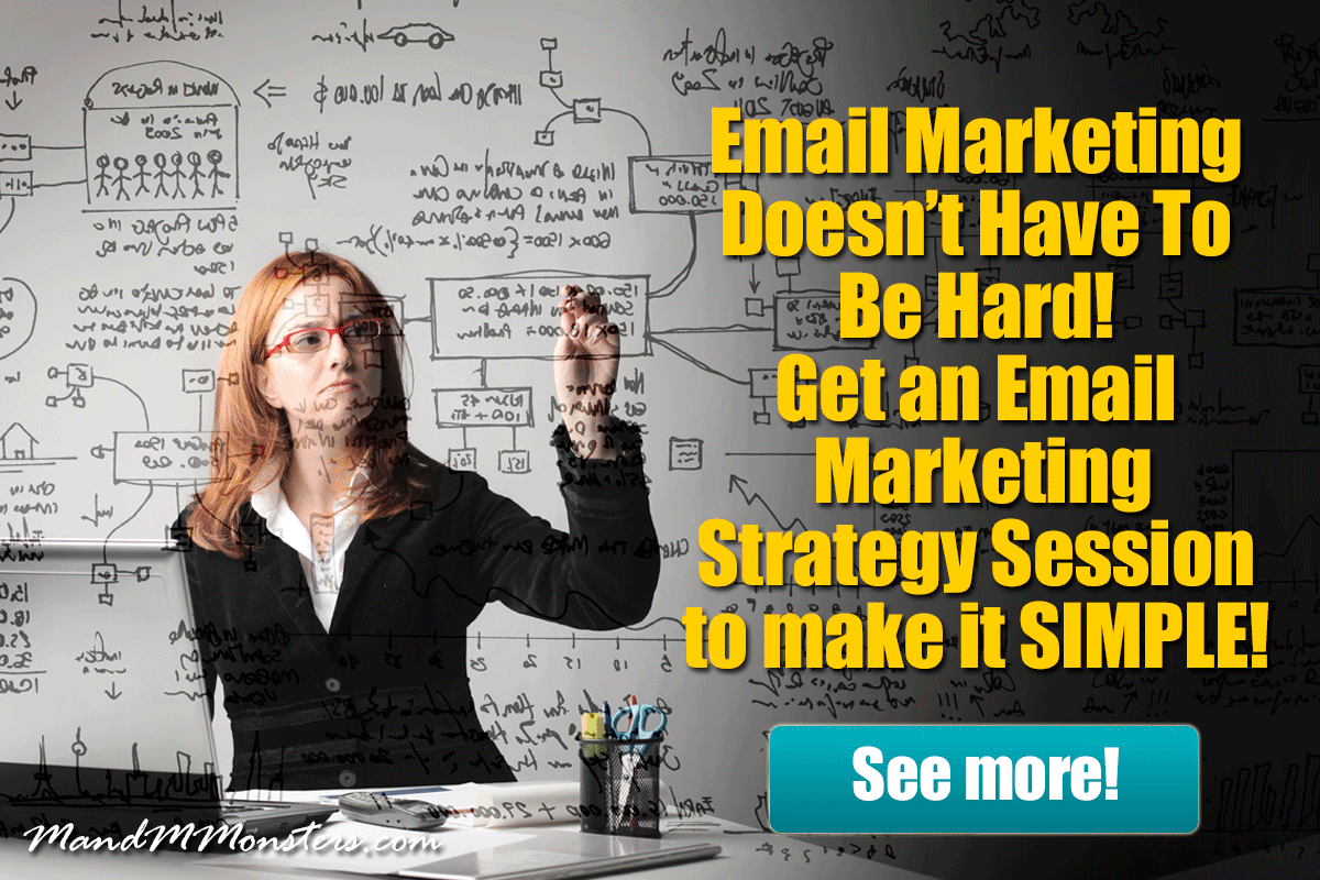 Email marketing strategy session