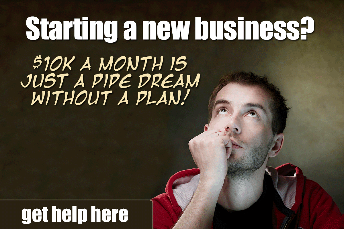 Entrepreneur Marketing - Start up strategy session banner
