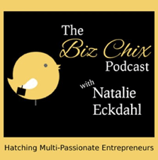 Biz Chix Podcast Logo